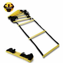 Good Design High Quality Soft Adjustable Speed Soccer Agility Ladder
