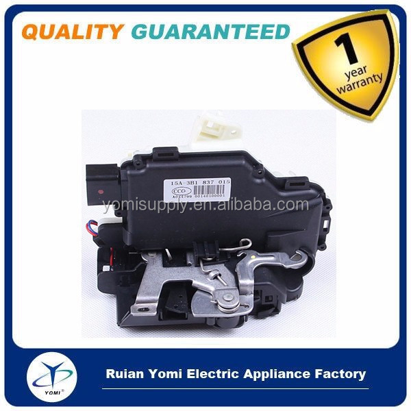 Front Door Lock Actuator & Latch Driver Left LH for VW 3B1837015AS 3B1837015 3B1837015J DLA1032L 931500