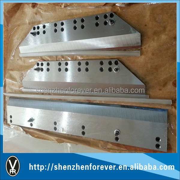 Long Guillotine paper Shear Blades