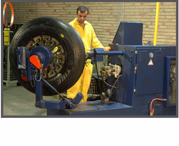 All type of tire retreading machinery and equipment for tire repairing and tire changing machinery and so...