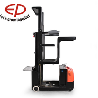 easy battery access and modular design 500kg Fully Electric Portable Powered Order Picker