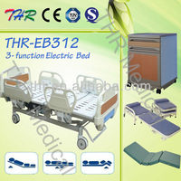 THR-EB312 CE Quality!!! Three-function medical electric bed