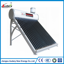 One tank solar water heater glass tubes ultrasonic cleaning equipment