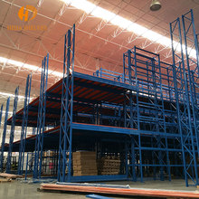Fashion design heavy duty cantilever warehouse pallet steel pate rack system