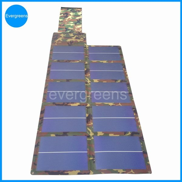Folding amorphous solar charger, 230w solar panel price