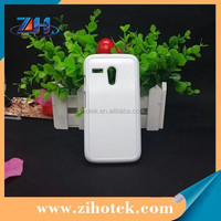 2D sublimation blank phone case for motorola moto G