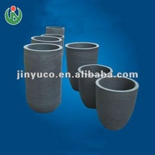 Kiln furnace sic silicon carbide graphite crucible for melting metal,gold,brass,copper,glass,aluminium