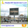 china supplier 1r1g1b outdoor p10 led advertising screen
