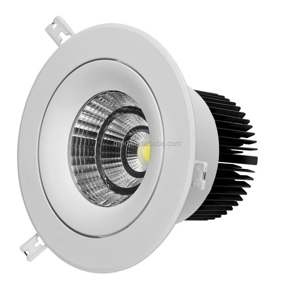 2 5 Inch 6watt 220voltage Round Shape Cob Led Down Light