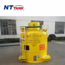 Widely used liquid transport 2500 liter ibc dnv mini container