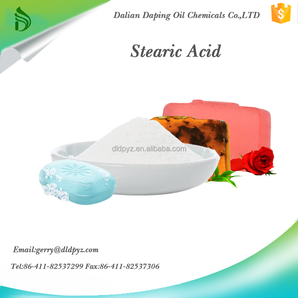 Stearic Acid for Cosmetics