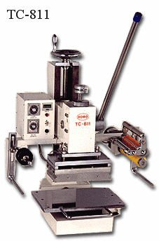 Hot Stamping Machinery