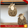/product-detail/christmas-ornament-sheep-wooden-craft-for-wall-hangings-60559333129.html
