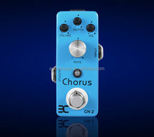 OEM factory mini Guitar Effect Pedal for electric guitars chorus effects pedales guitarra