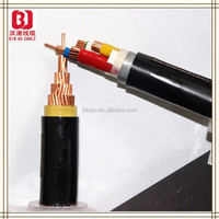 low voltage armoured multi-core industrial heat resistant power cable