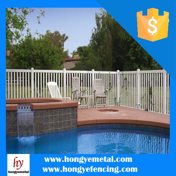 Removable Temporary Aluminum Swimming Pool Fence View Pool Fence Hongye Product Details From