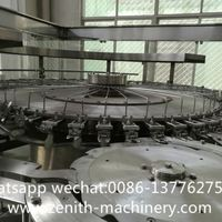 Perfect Water Washing Filling Capping Bottling