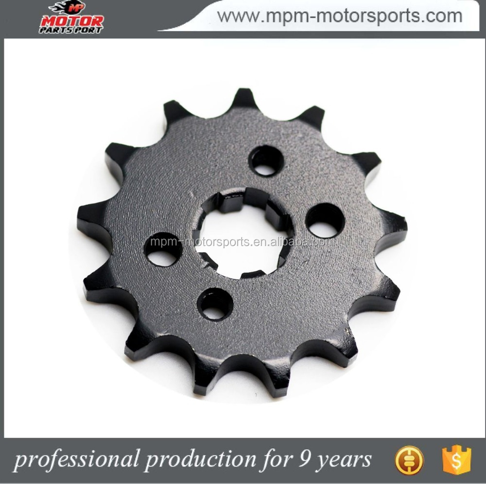 Motorcycle Chain and Sprocket set for Honda wave 125