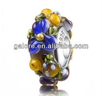 murano glass beads glass beads for chandelier color combination glass beads
