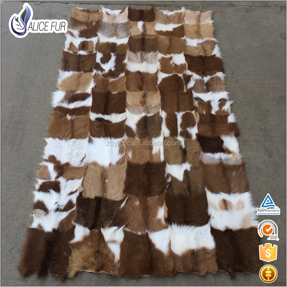 Made in China High Quality wholesale goat fur sheep skin plate with Factory price