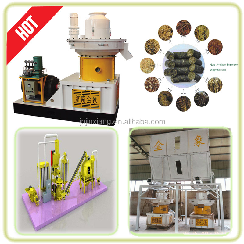 Small scale wood pellet production line price