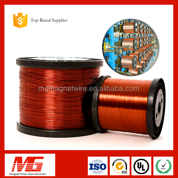 High Temperature Enamelled Winding Copper Wire