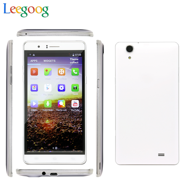 2015 hot wholesale China 6 inch oem 3g Android Smart Mobile Phone Cheap Cell Phone