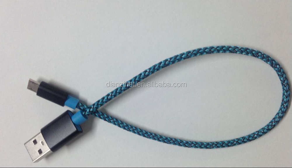wholesale micro usb cable for cell phone with Data transfer & Charging functions