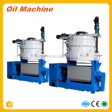 High performance jatropha oil processing machine edible oil production