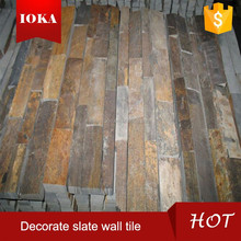 exterior wall rough slate tile,decorative stone slate tile for walls cladding