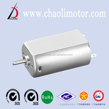 CE ROHS,SGS and ISO9001 certification 24V CL-FK180SH dc gear motor with plastic gearbox compatible with Mabuchi