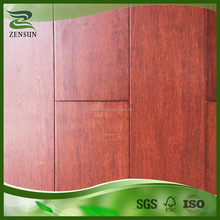 Heat System stained cherry indoor bamboo parquet flooring