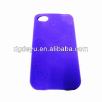 Protective case for iphone 4/4S with personalized logo