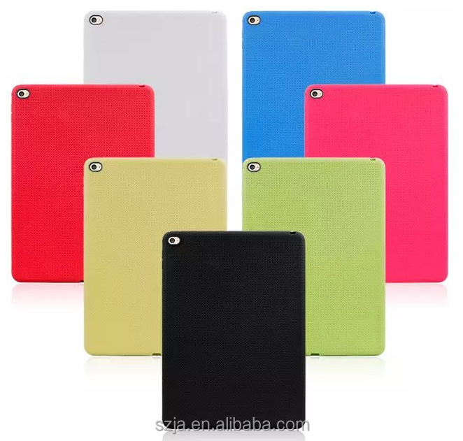 soft TPU Honeycomb TPU case for ipad7 durable back case cover for Apple iPad air 3