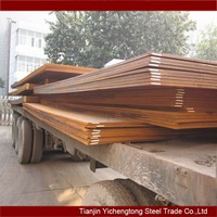 Cheap price!!! Hot rolled 45Mn high alloy steel plate/steel sheet