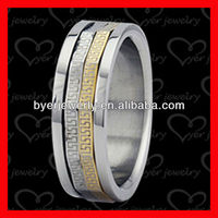 stainless steel adjustable rings with high quality and low price