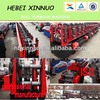 pre-cutting and quick change sizes CZ section zinc making machinery