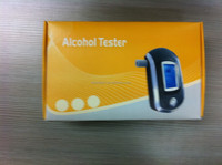 Digital at6000 breath alcohol tester with lcd display SE-AT6000