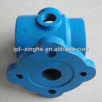 ss316 pump part ground source heat pump