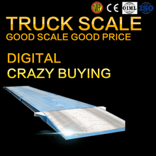 China 3m*14m mobile truck scales on board truck scales