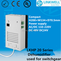 China 2016 top 10 hot selling industrial electric enclosure dehumidifier for control cabinet