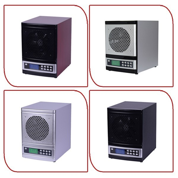 Odor removal magnetic bamboo charcoal air purifier