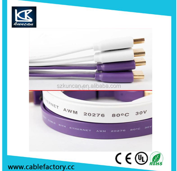 Hot product! 1080P High Speed Hdmicable 1.3V1.4V hdmicable to scart cable HIMIcablefor HDTV