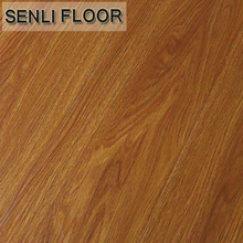2018 popular HDF AC4 piso Laminados wood laminate Flooring
