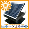 Brand new solar power roof vent fan with CE certificate