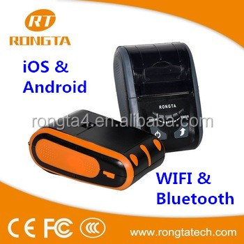 58mm Wireless Handheld Bluetooth ESC/POS Receipt Printer