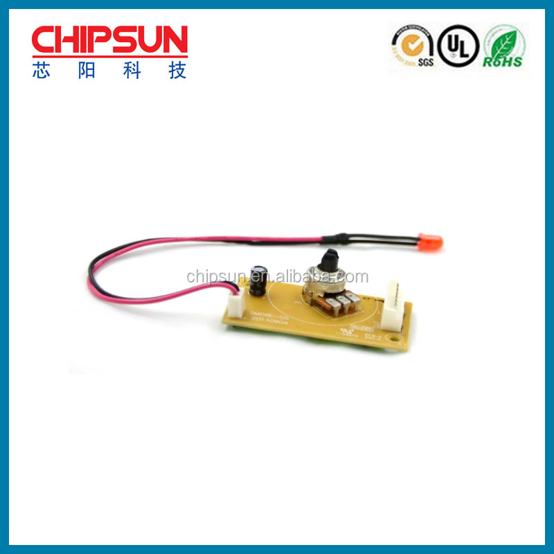 Led pcba Printed circuit board Custom-made Multilayer Odm Smt Ai Pth Professional Chipsun