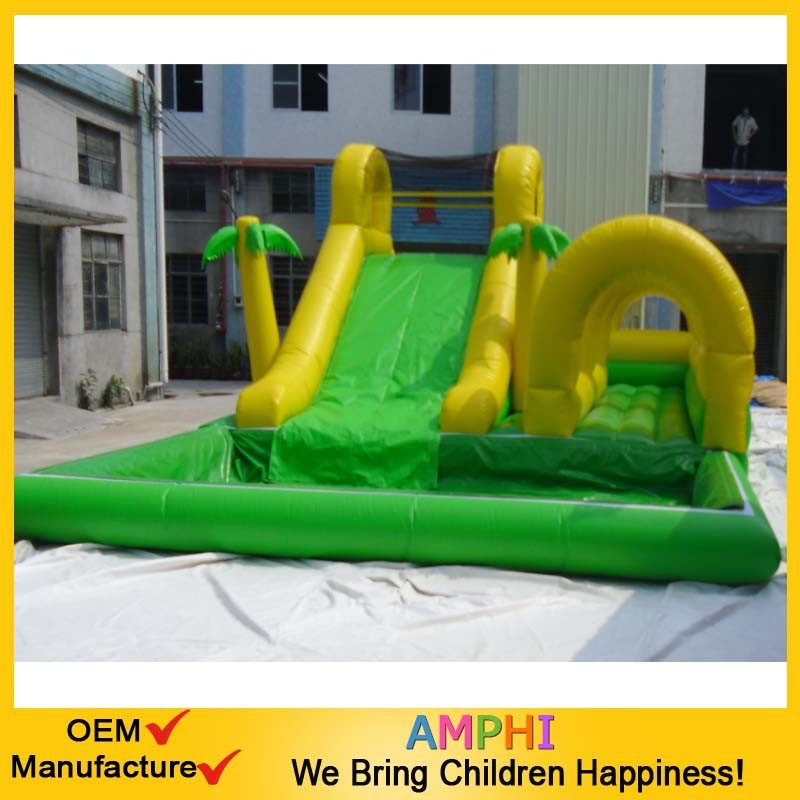 Adult water slides used water park slides for sale,inflatable waterslides 2015 cheap used swimming pool slide