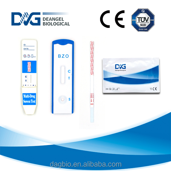 BZO Benzodiazepines urine drug test kit