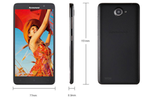 Factory Original 5.5 inch Android 4.4 Qualcomm MSM8916 Quad Core 1.2GHz RAM 1GB ROM 8GB 8MP Lenovo A816 Cell Phone